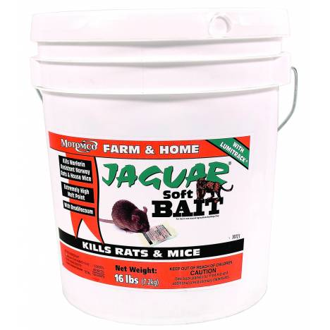 Jaguar Soft Bait With Lumitrack Rat & Mouse Killer