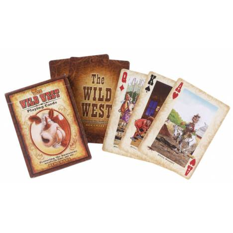 Gift Corral Cards Wild West