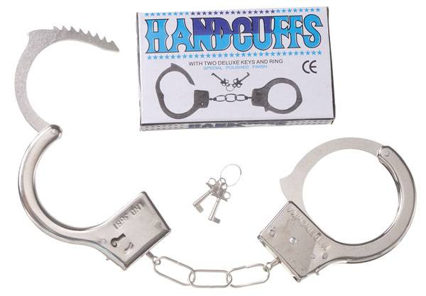 Gift Corral Handcuffs