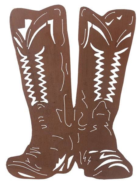 Gift Corral Wall Decor Cowboy Boots
