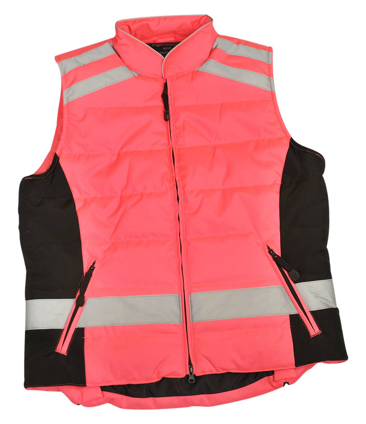 Equisafety Ladies' Reflective Gilet Vest