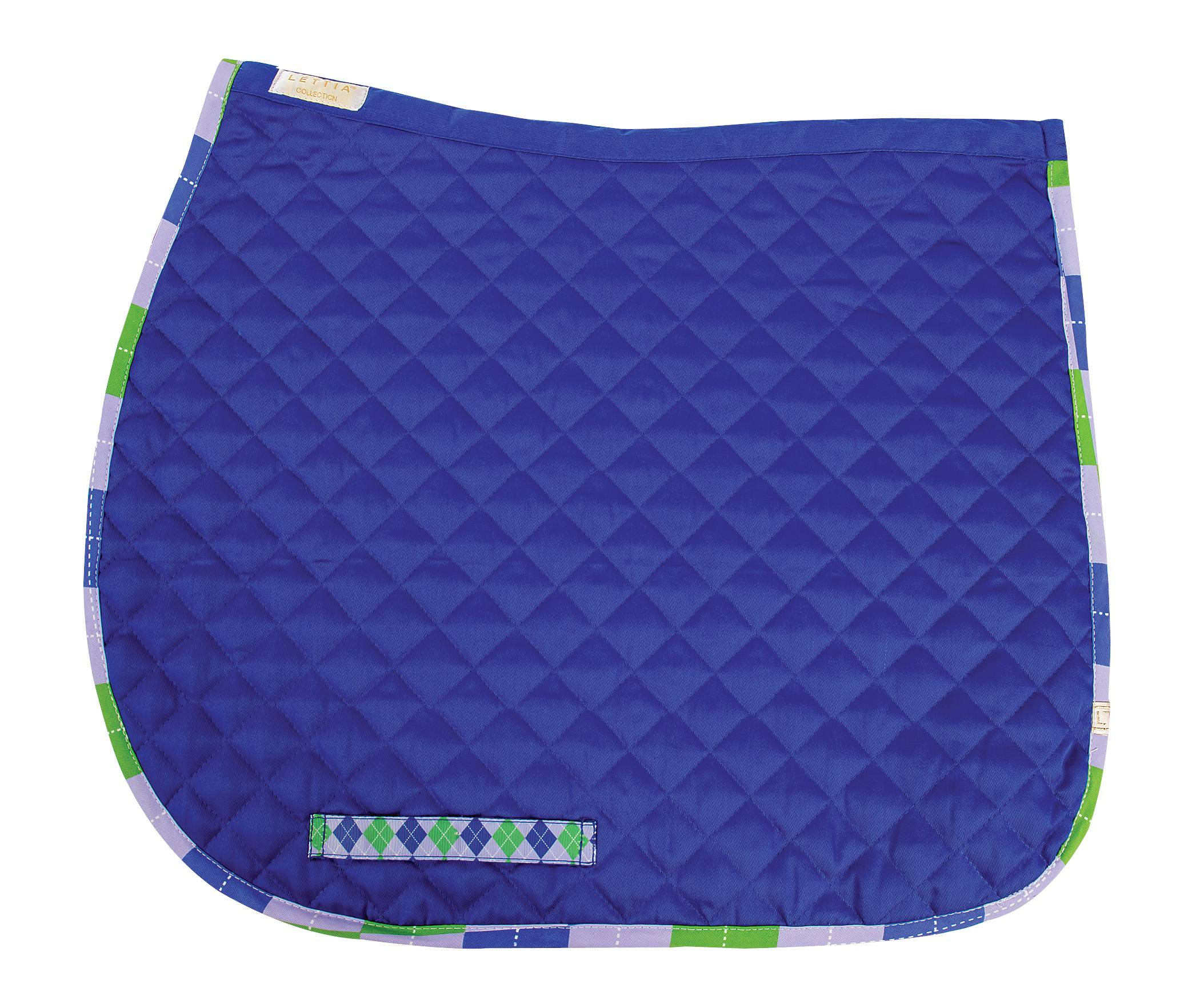 Lettia Collection Argyle Baby Pad