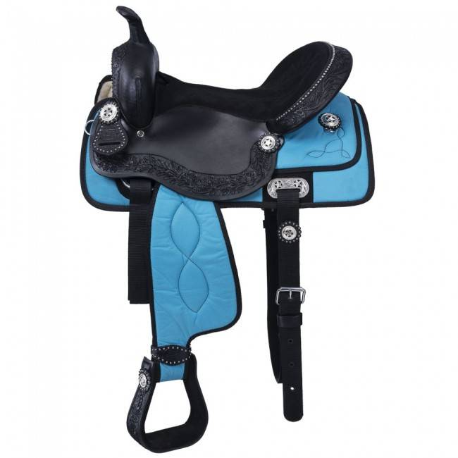 King Series Krypton Pro Trail Saddle