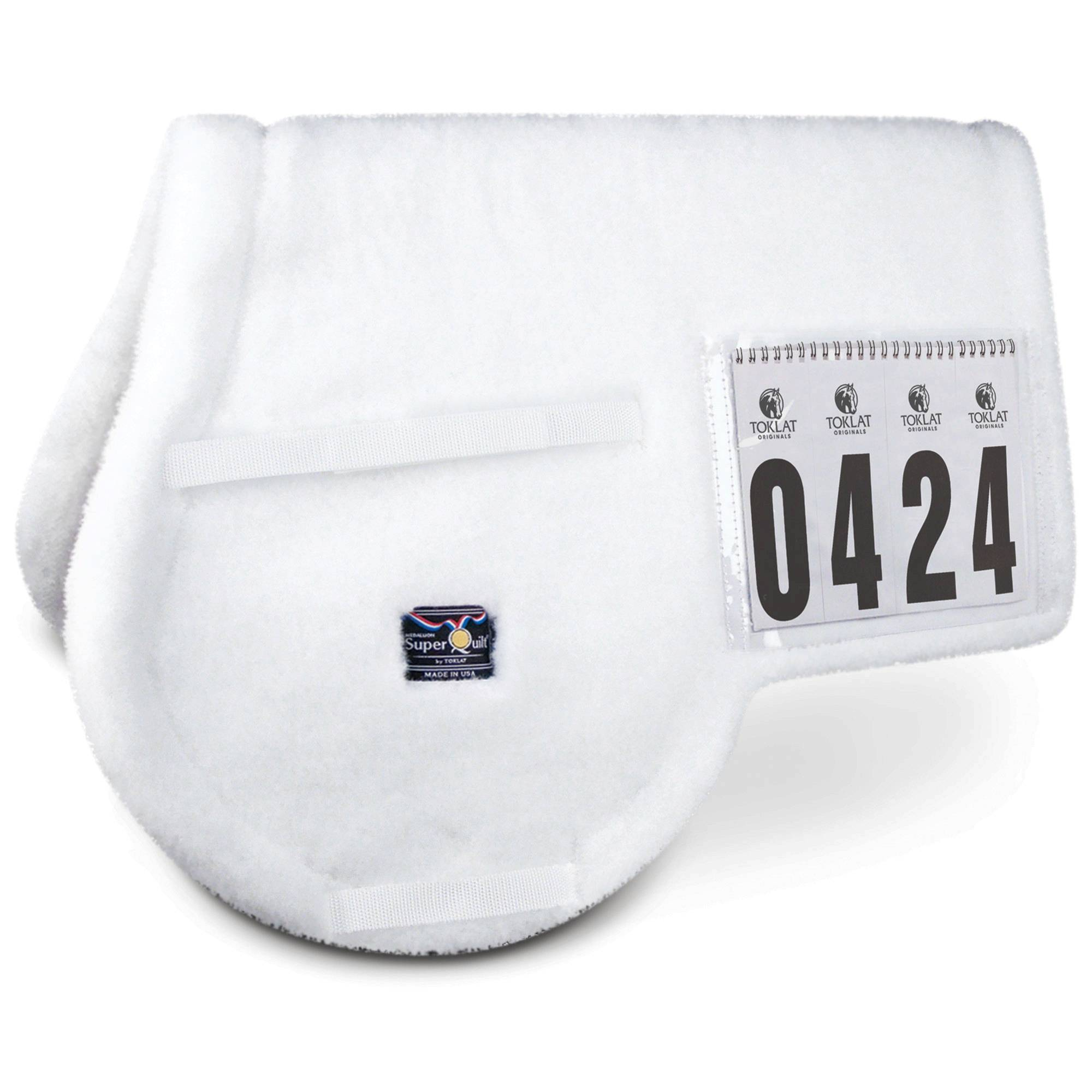 Toklat SuperQuilt GP Competition Pad with Number Pockets