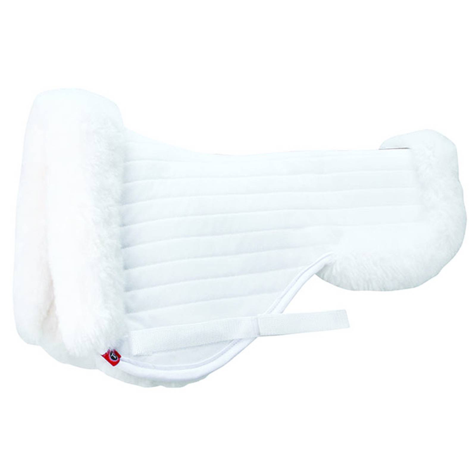 Matrix T3 Traditional Sheepskin Dressage Half Pad