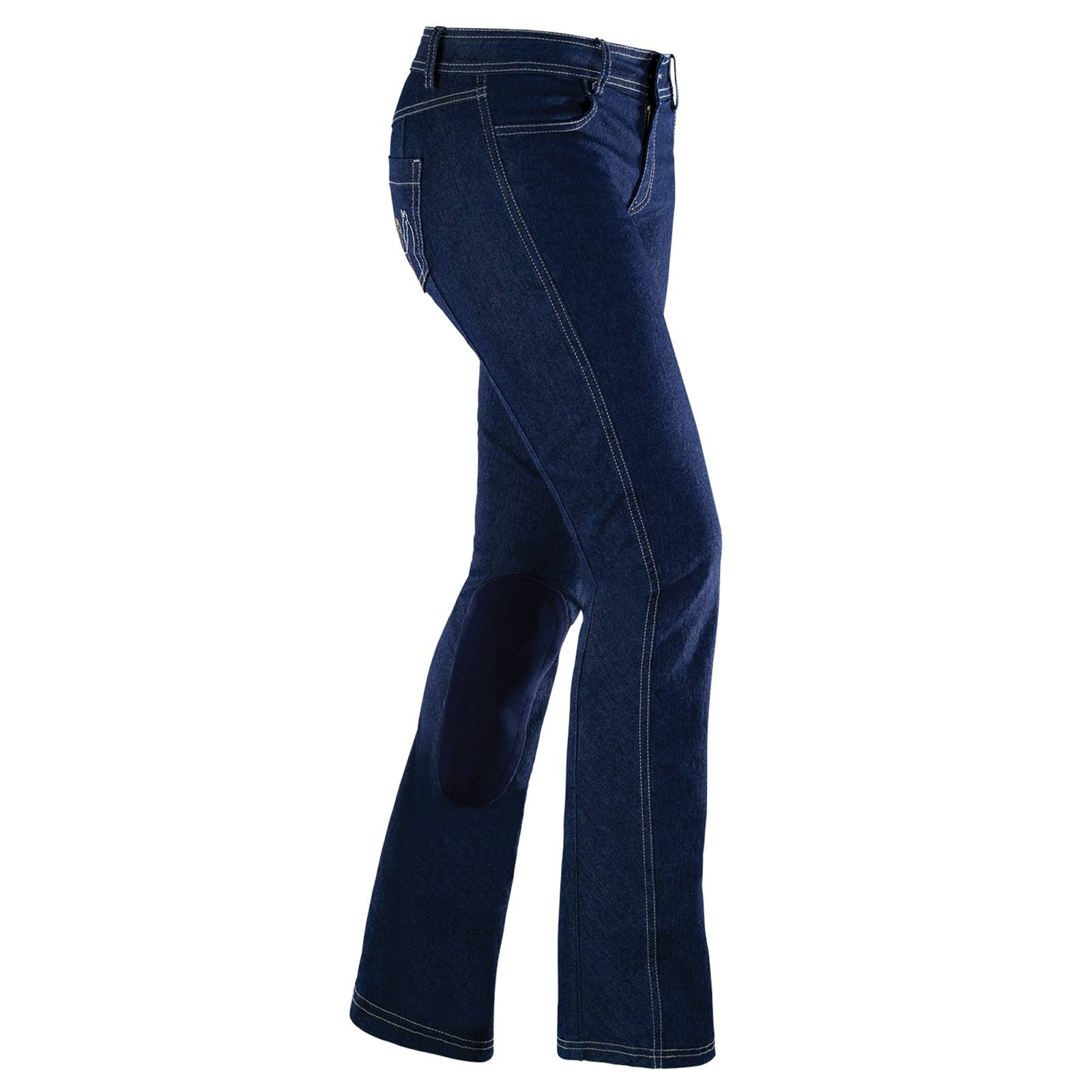 Irideon Denim Boot Cut Breech - Juniors