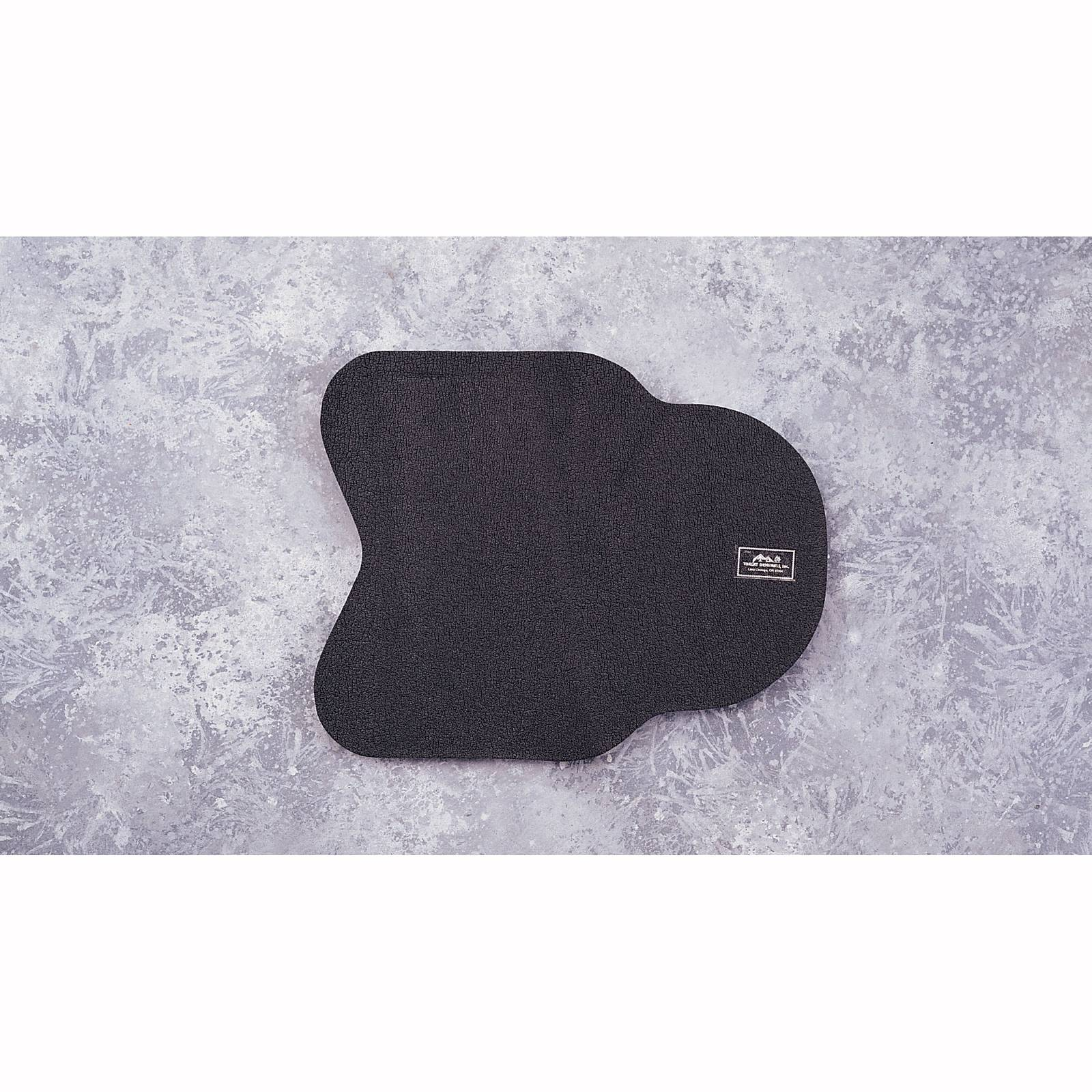 Toklat Black Foam English Half Pad Cushion