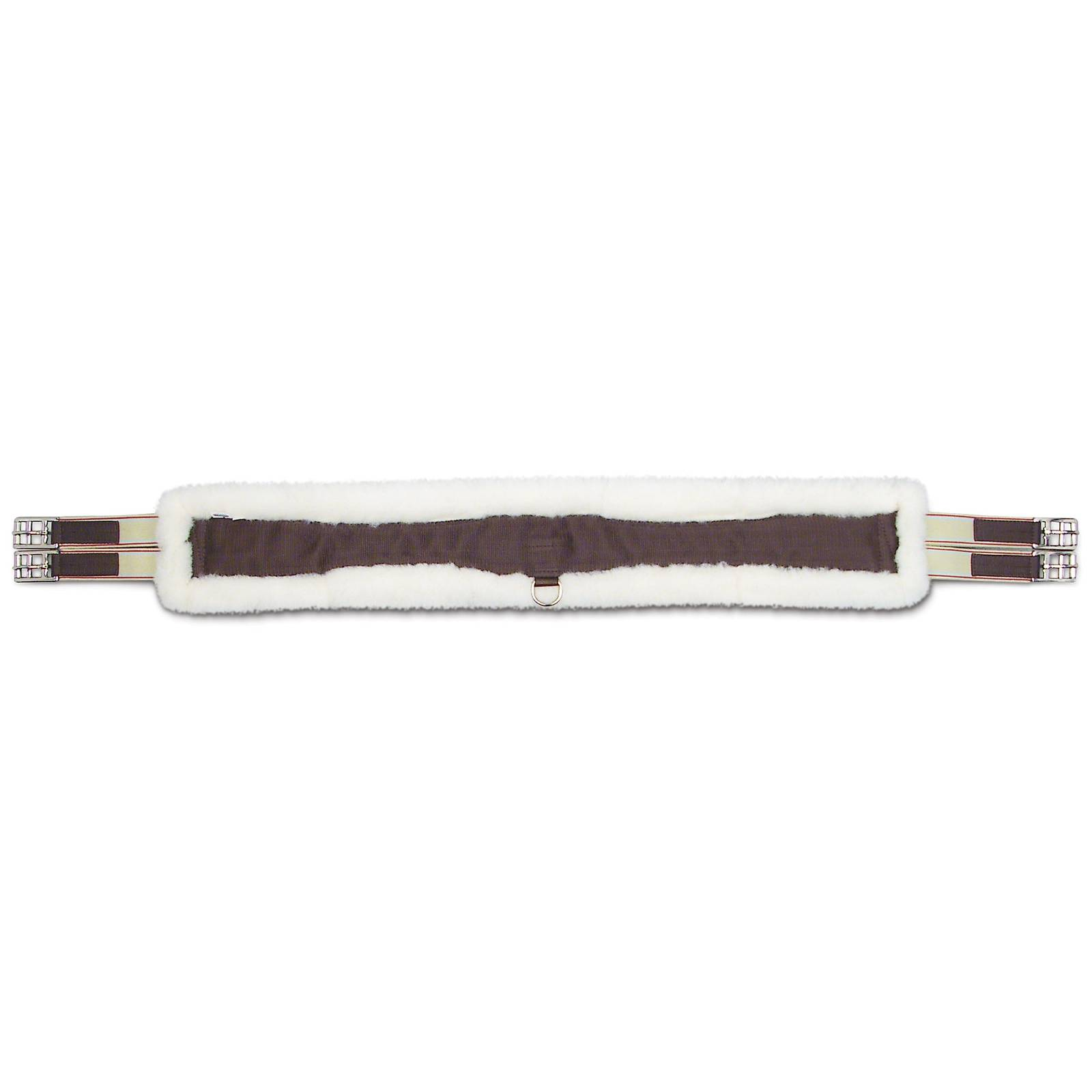 Toklat Contoured WoolBack Girth with Double Elastic Ends