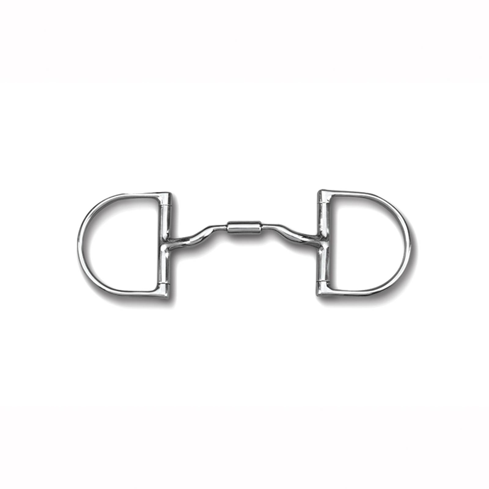 Myler English Dee Low Port Snaffle