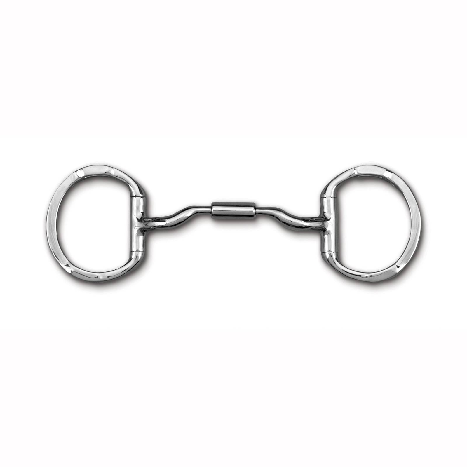 Myler Eggbutt Low Port Snaffle