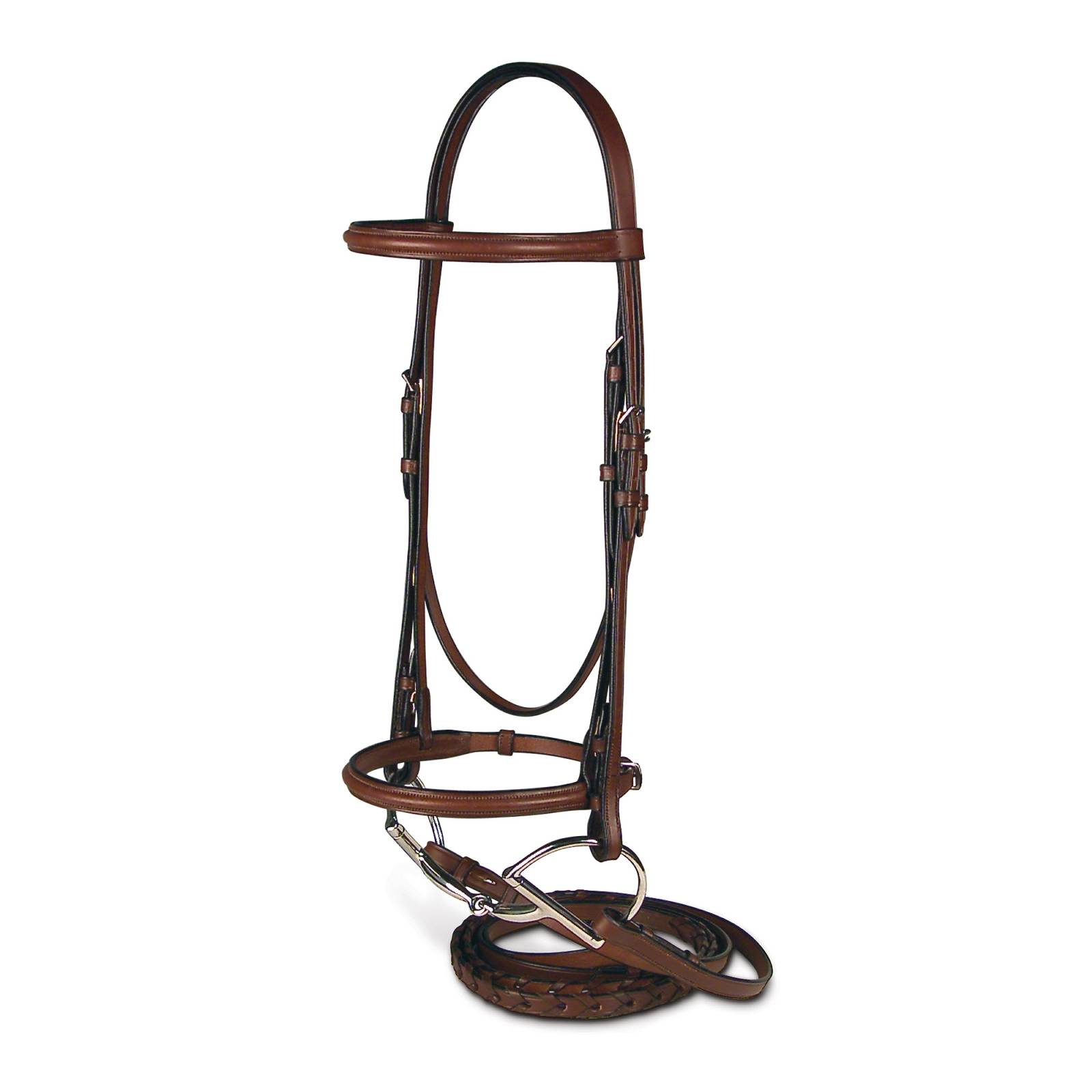 Toklat Passport Plain Raised Bridle