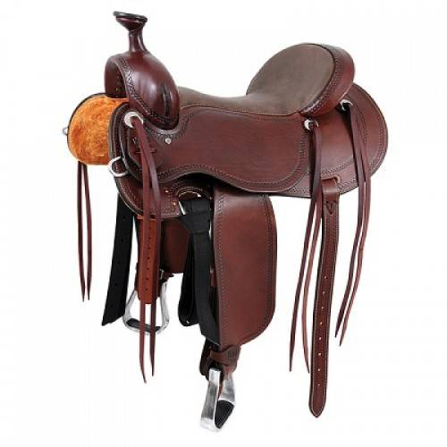 CASHEL Outfitter Saddle