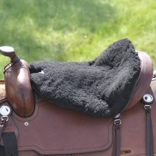 CASHEL Western Luxury Fleece Cushion