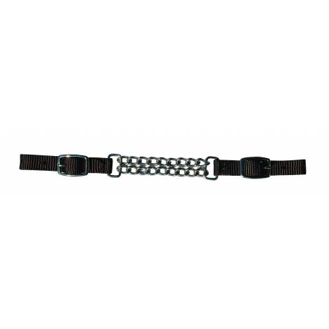Professionals Choice Nylon Double Flat Chain Curb