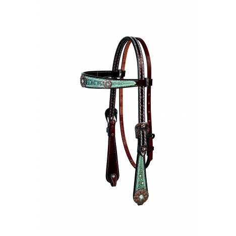 Weaver Savannah Browband Headstall