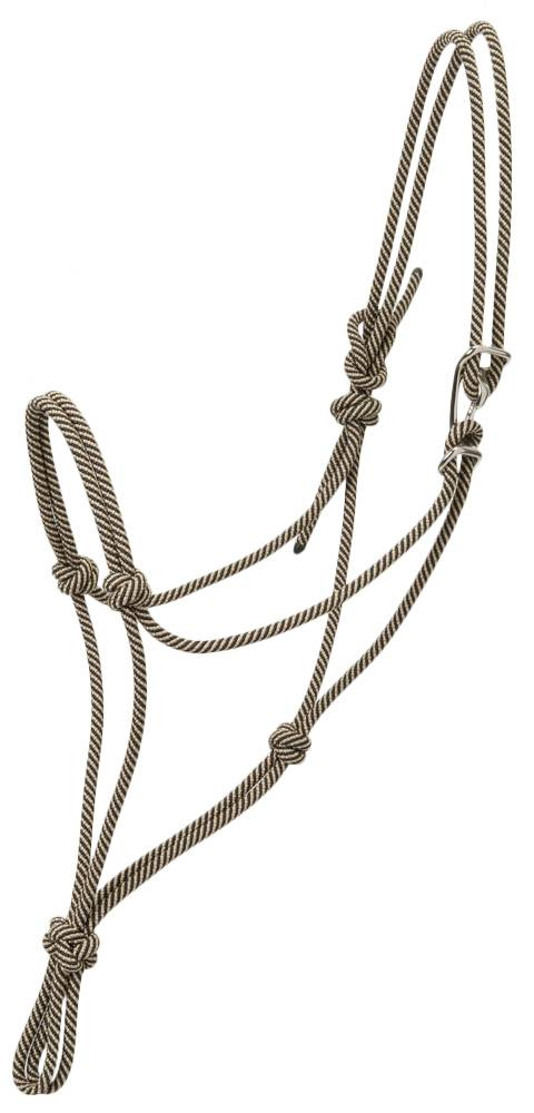 Weaver Silvertip Rope Halter with Clip