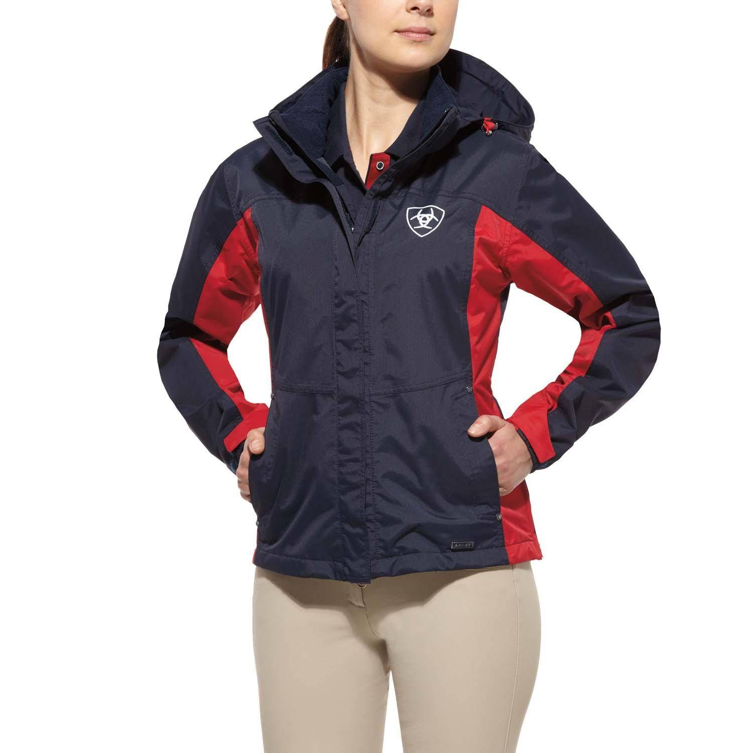 Ariat Women's Team Waterproof Jacket