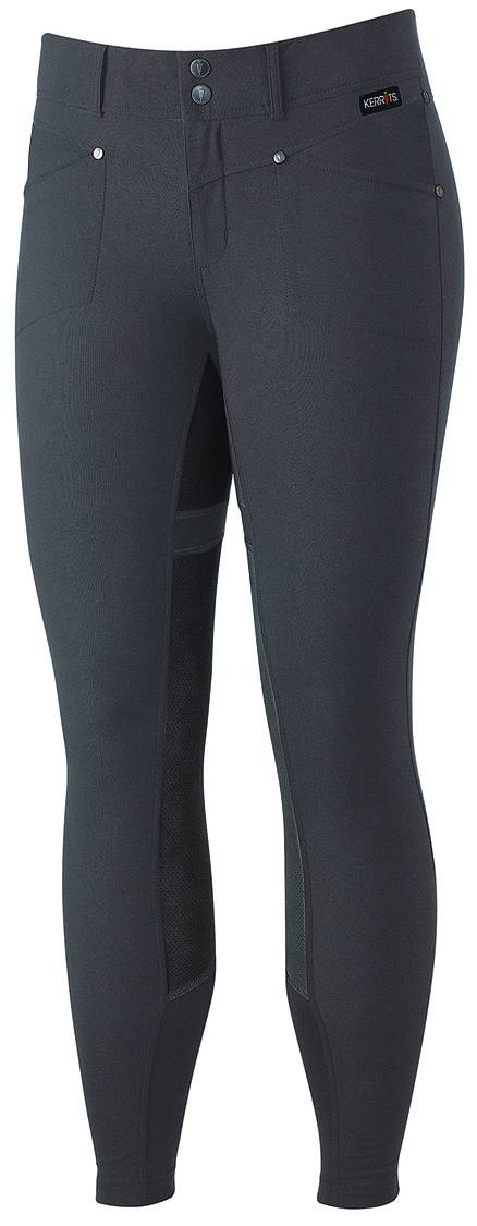 Kerrits Ladies Cross-Over Fullseat Breech