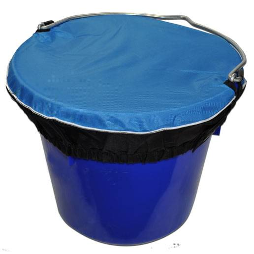 Horse Spa Colored Bucket Top Cover