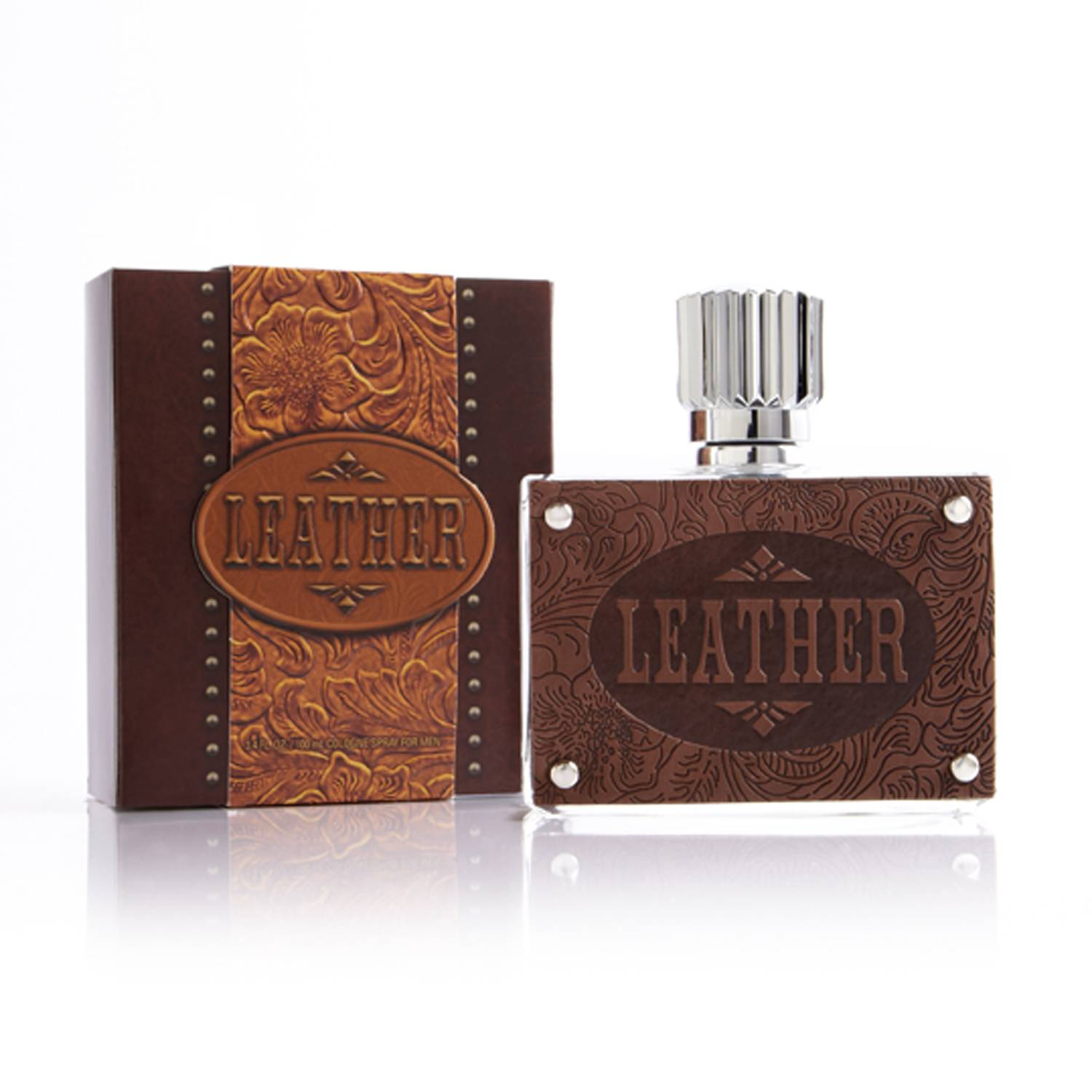 LEATHER Men's Cologne Spray