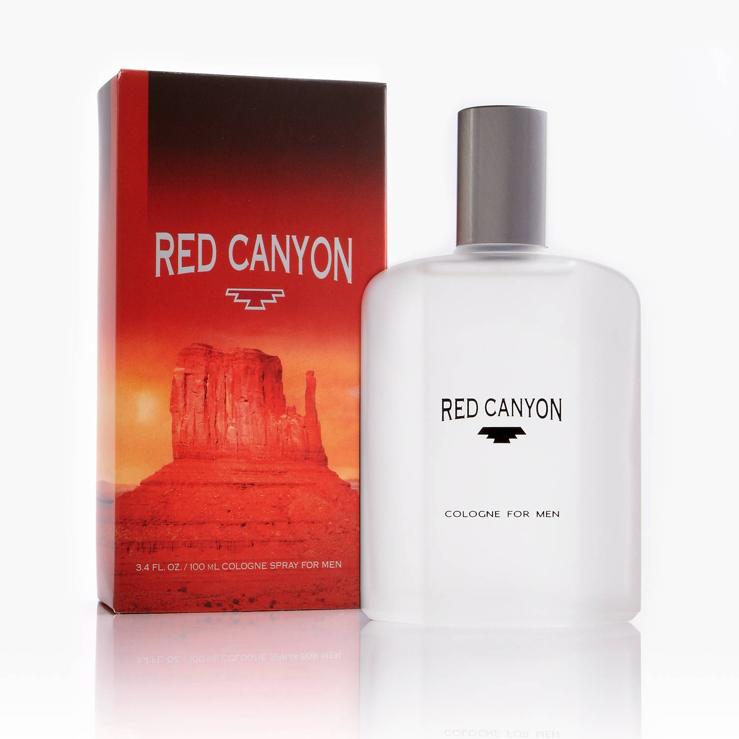 RED CANYON Men's Cologne Spray