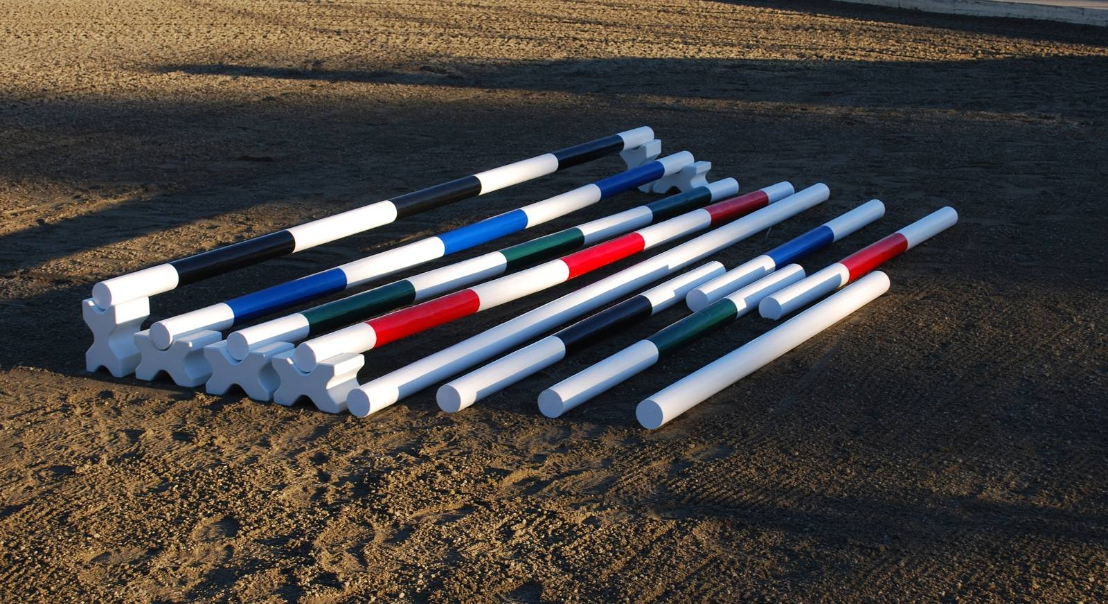BURLINGHAM SPORTS Ground Rails - 12