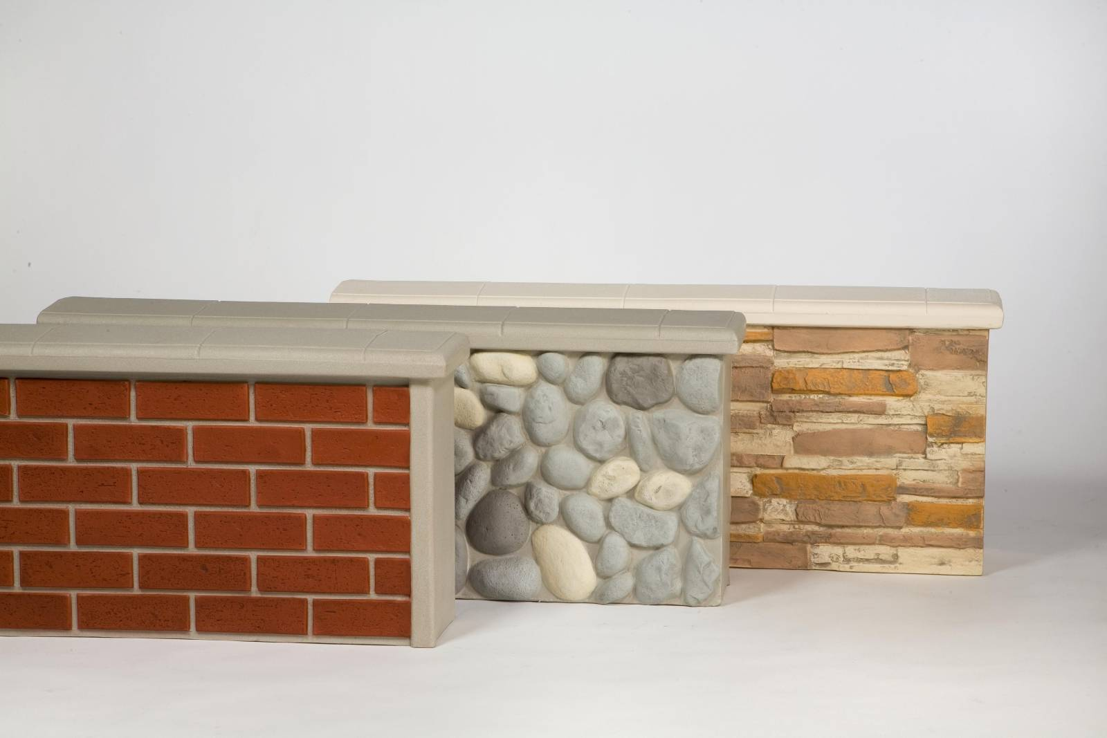 BURLINGHAM SPORTS Red Brick Wall Set