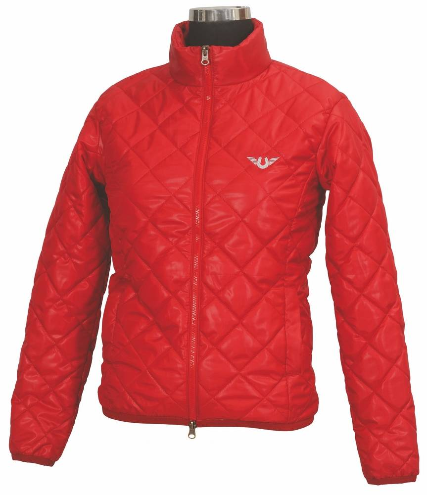 Tuffrider Alpine Quilted Jacket Ladies