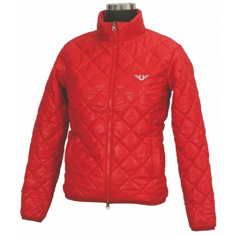 Tuffrider Ladies Alpine Quilted Jacket