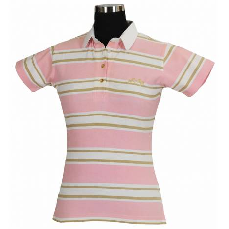 Equine Couture Ladies Redwood Polo
