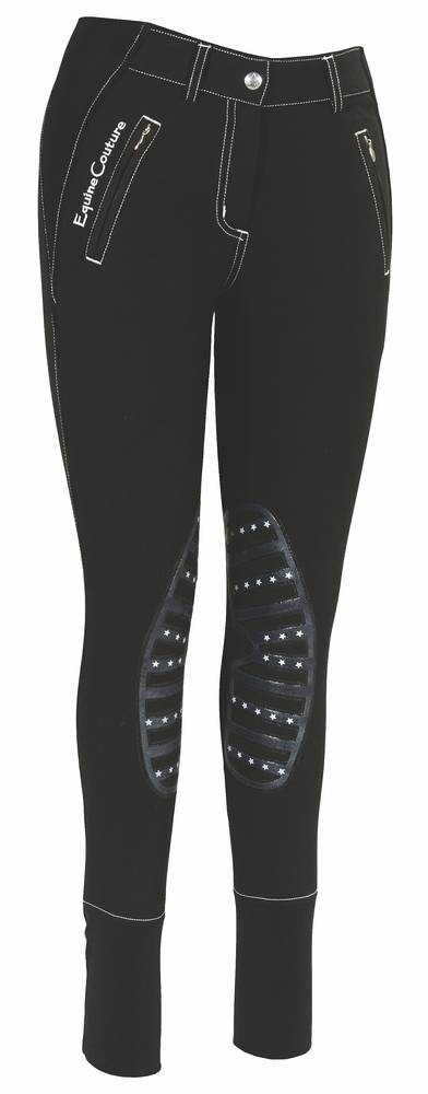 Equine Couture Tynsley Knee Patch Breeches Ladies