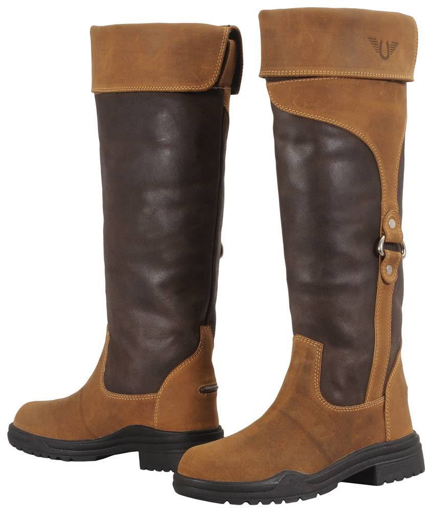 Tuffrider Radnor Ladies Water Proof Tall Boot