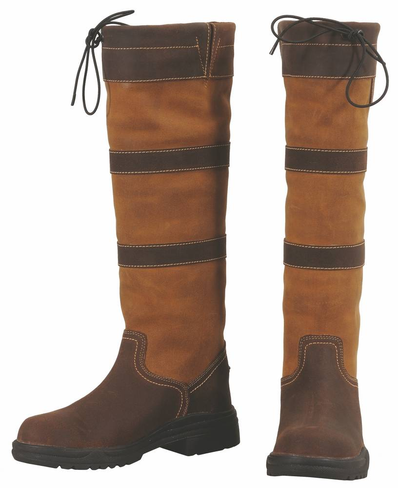 Tuffrider Lexington Kids Water Proof Tall Boot