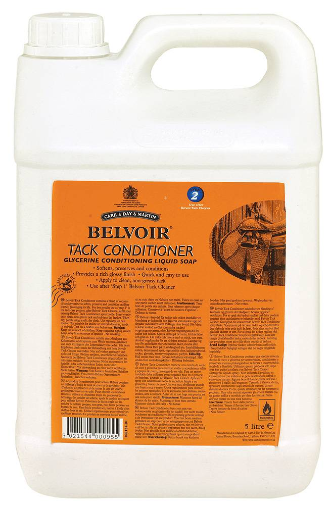 Carr & Day & Martin Belvoir Tack Conditioner