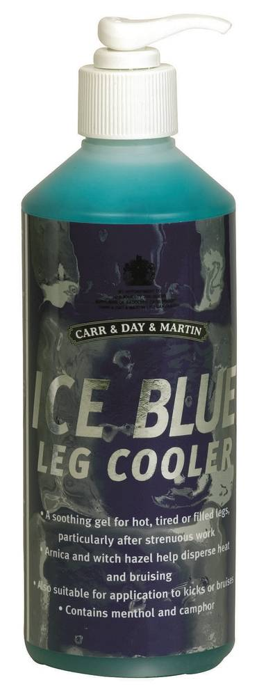 Carr & Day & Martin Ice Blue Leg Cooling Gel