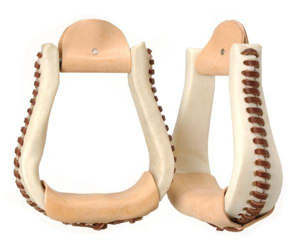 Royal King Bell Bottom Stirrups