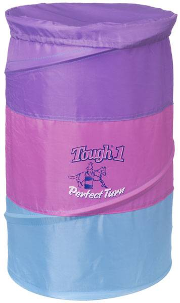 Tough-1 Kids' Perfect Turn Collapsible Barrels - Set of 3