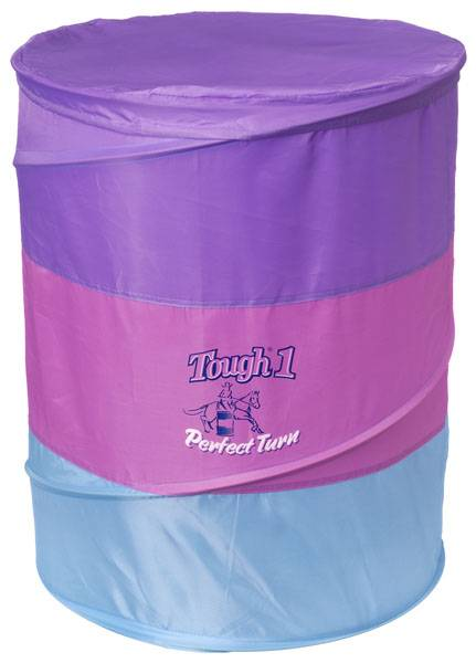 Tough-1 Perfect Turn Collapsible Barrels - Set of 3
