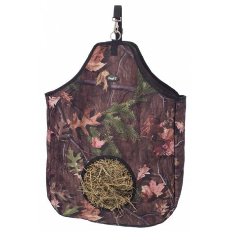 Tough-1 Nylon Hay Tote In Prints - Tough Timber