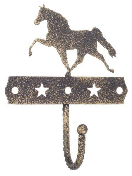 Gift Corral Single Hook - Walking Horse