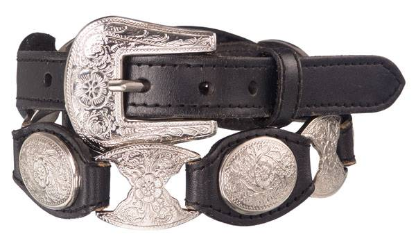 Gift Corral Ladies Genuine Leather Belt 6 Packs in 5 Different Designs