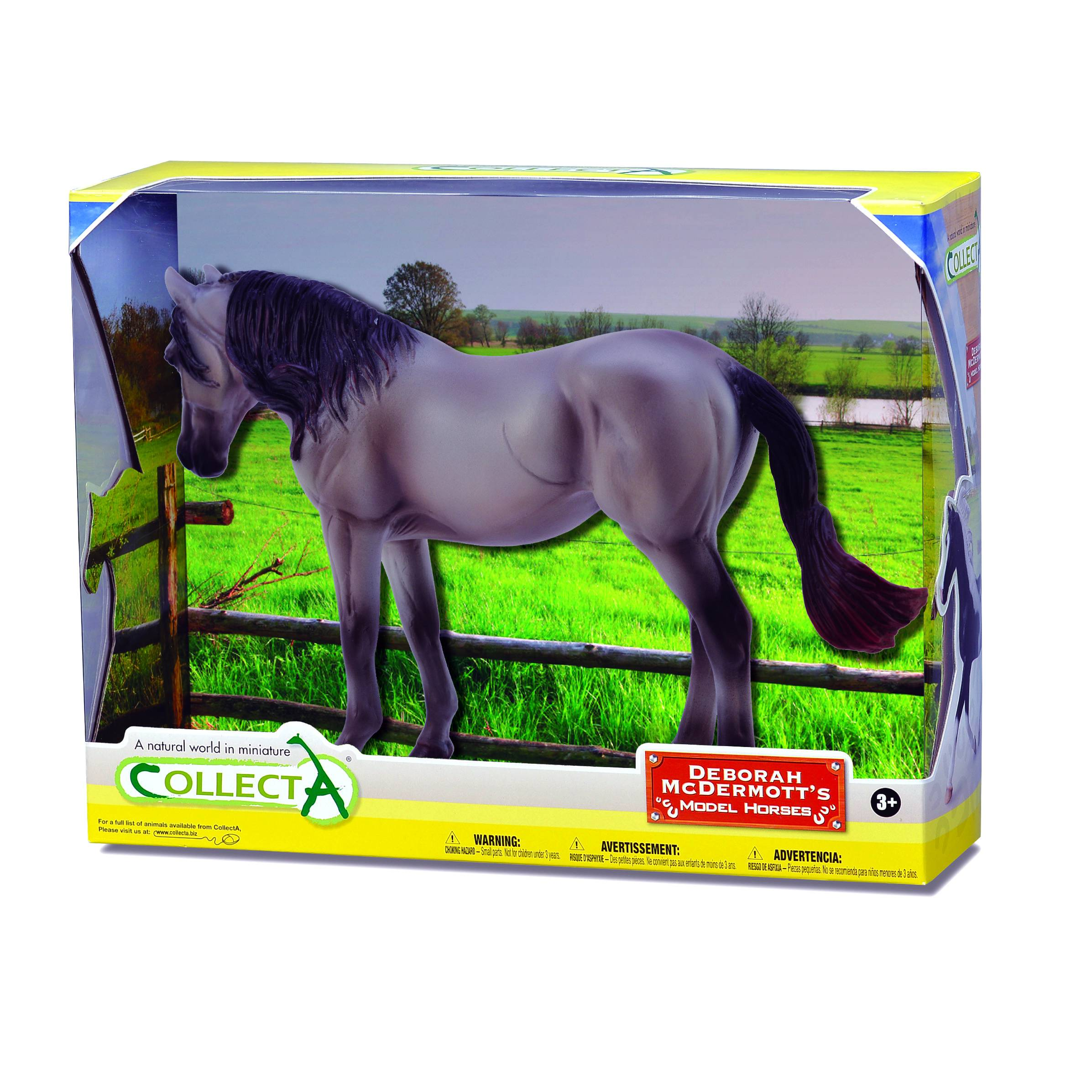 CollectA Grey Lusitano Mare