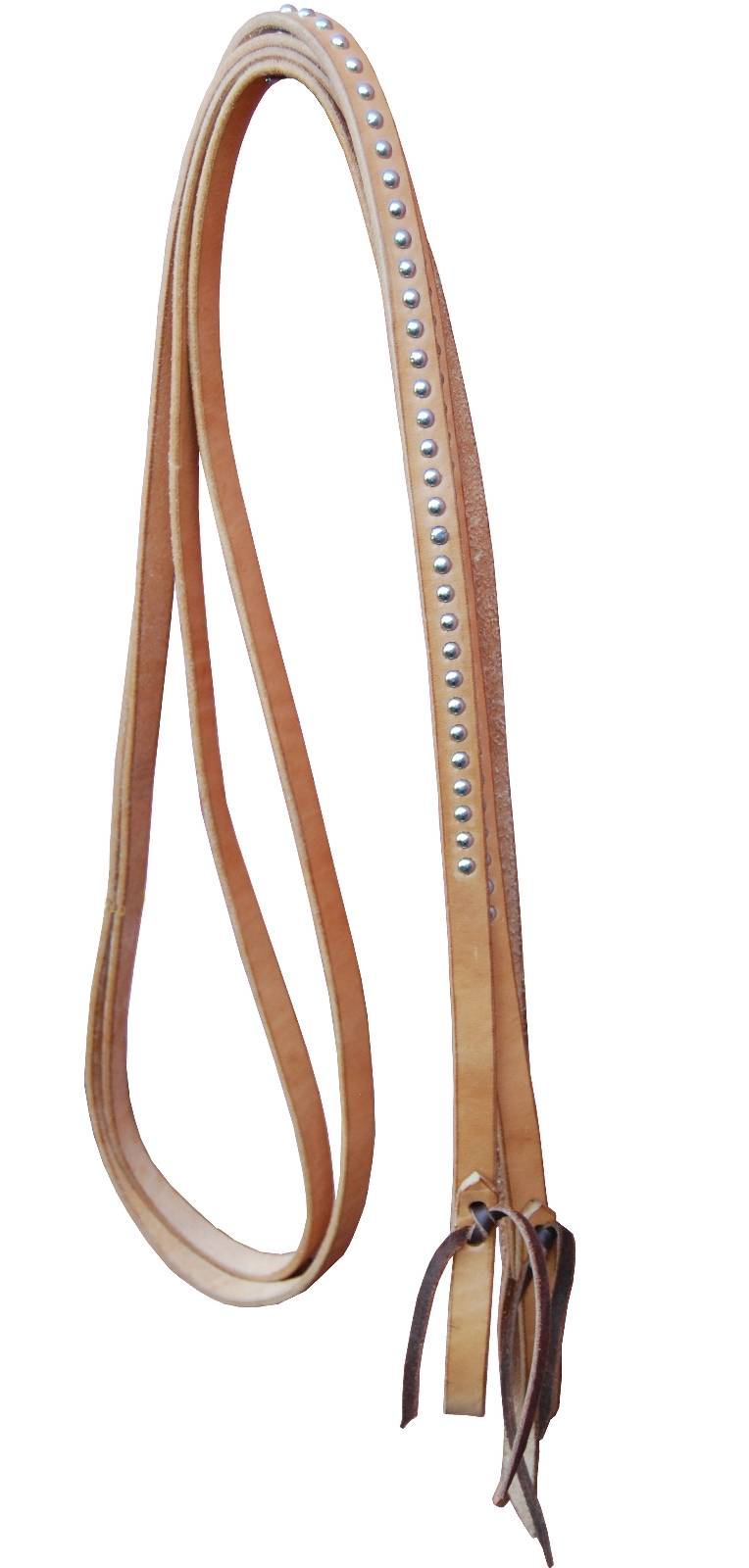 Turn-Two Equine Copper Spot Split Reins