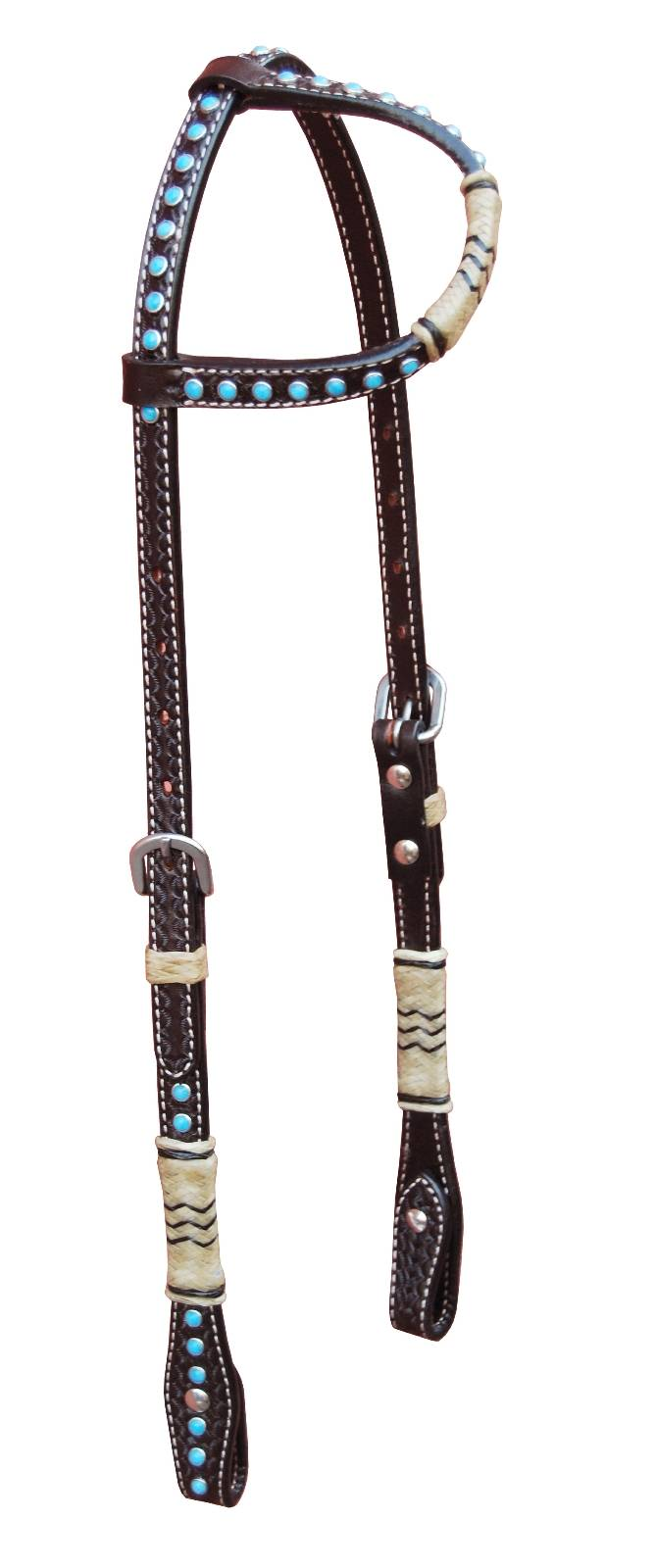 Turn-Two Equine OE Headstall Tucson