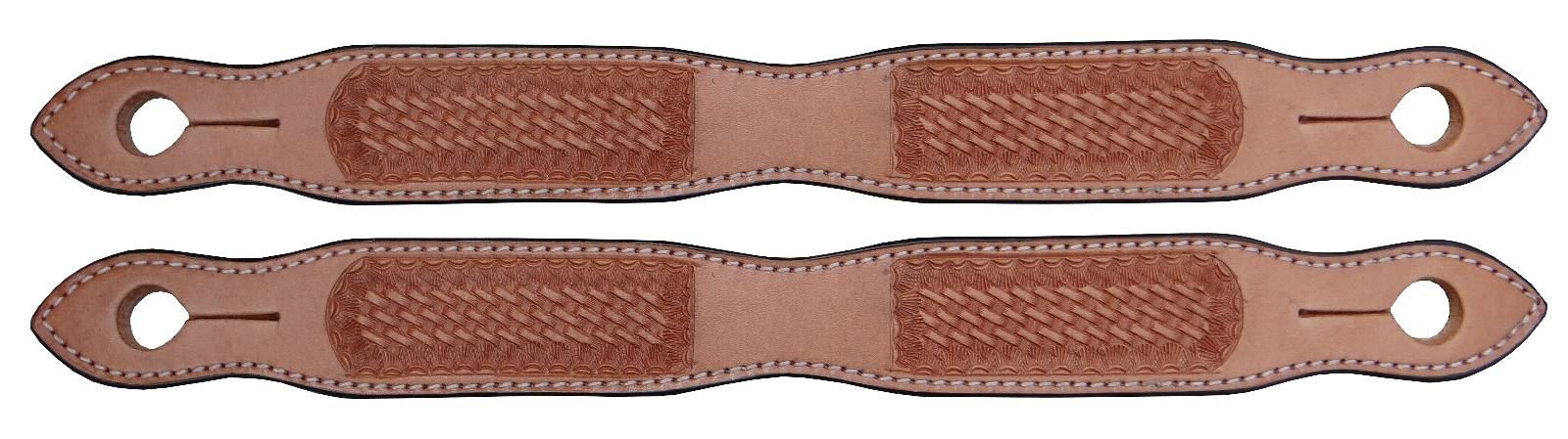 Turn-Two Equine Basket Weave Slobber Straps