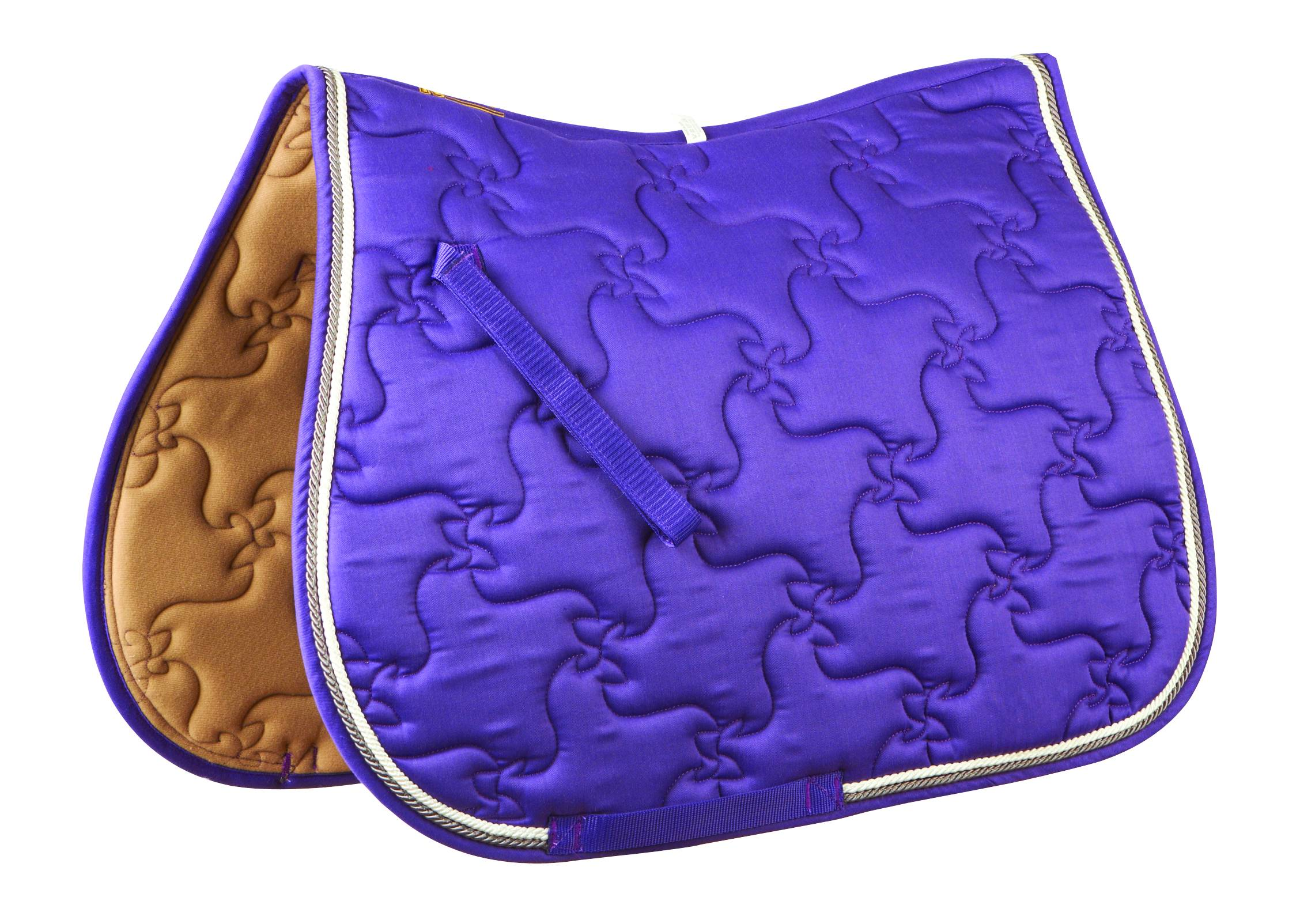 Roma Circle Quilt All Purpose Saddle Pad