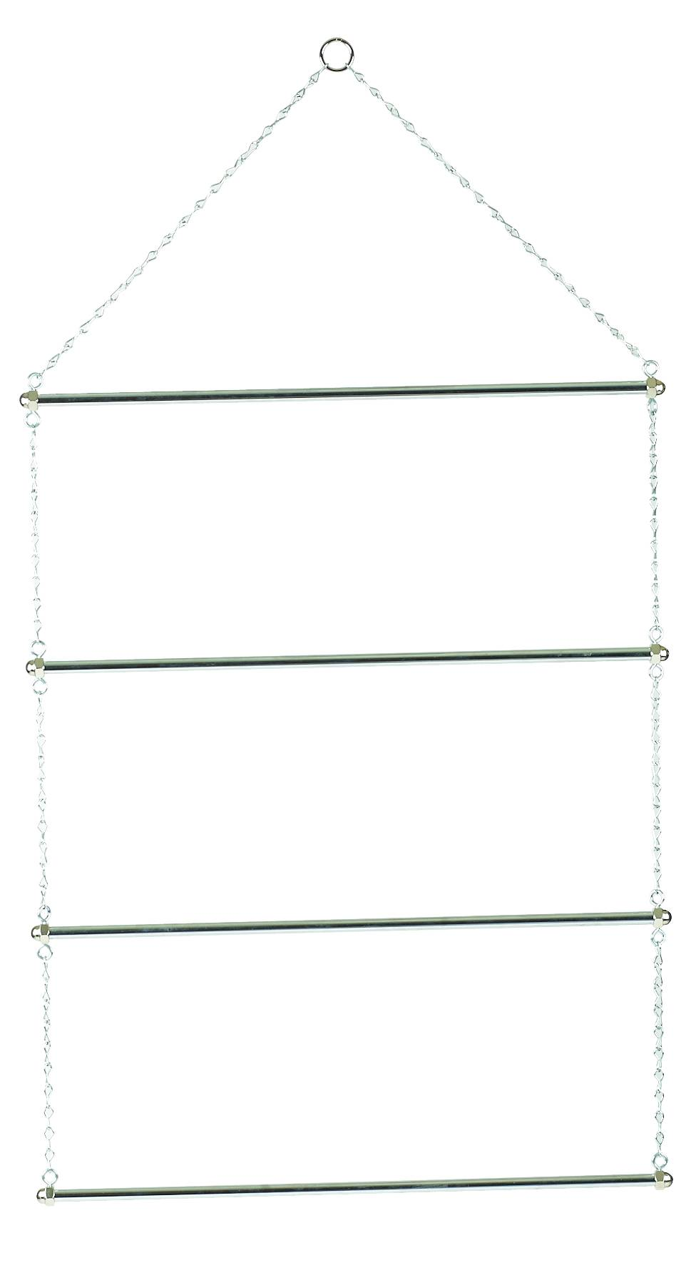 Roma Hanging Blanket Rack