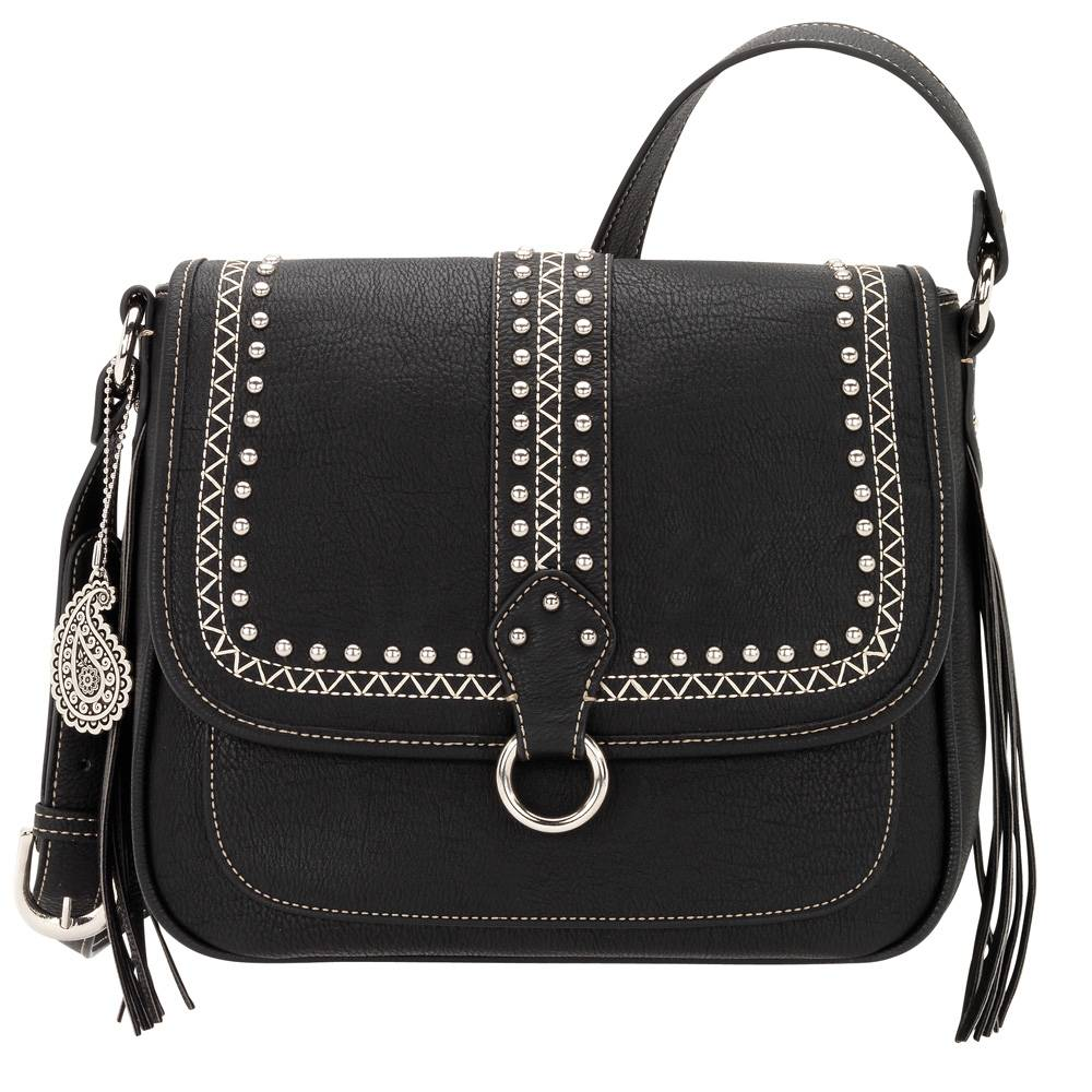 BANDANA Missoula Crossbody Flap Bag