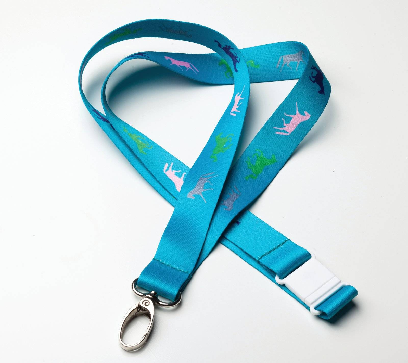 Tek Trek Lanyard with Horses