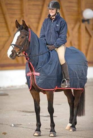 Horseware Grand Prix Mack in a Sack